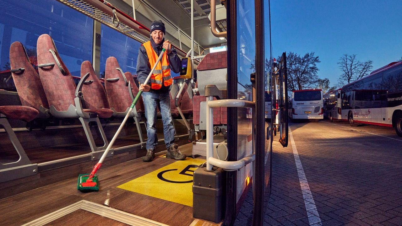 Busbedrijf zet nieuwe stap naar duurzame toekomst