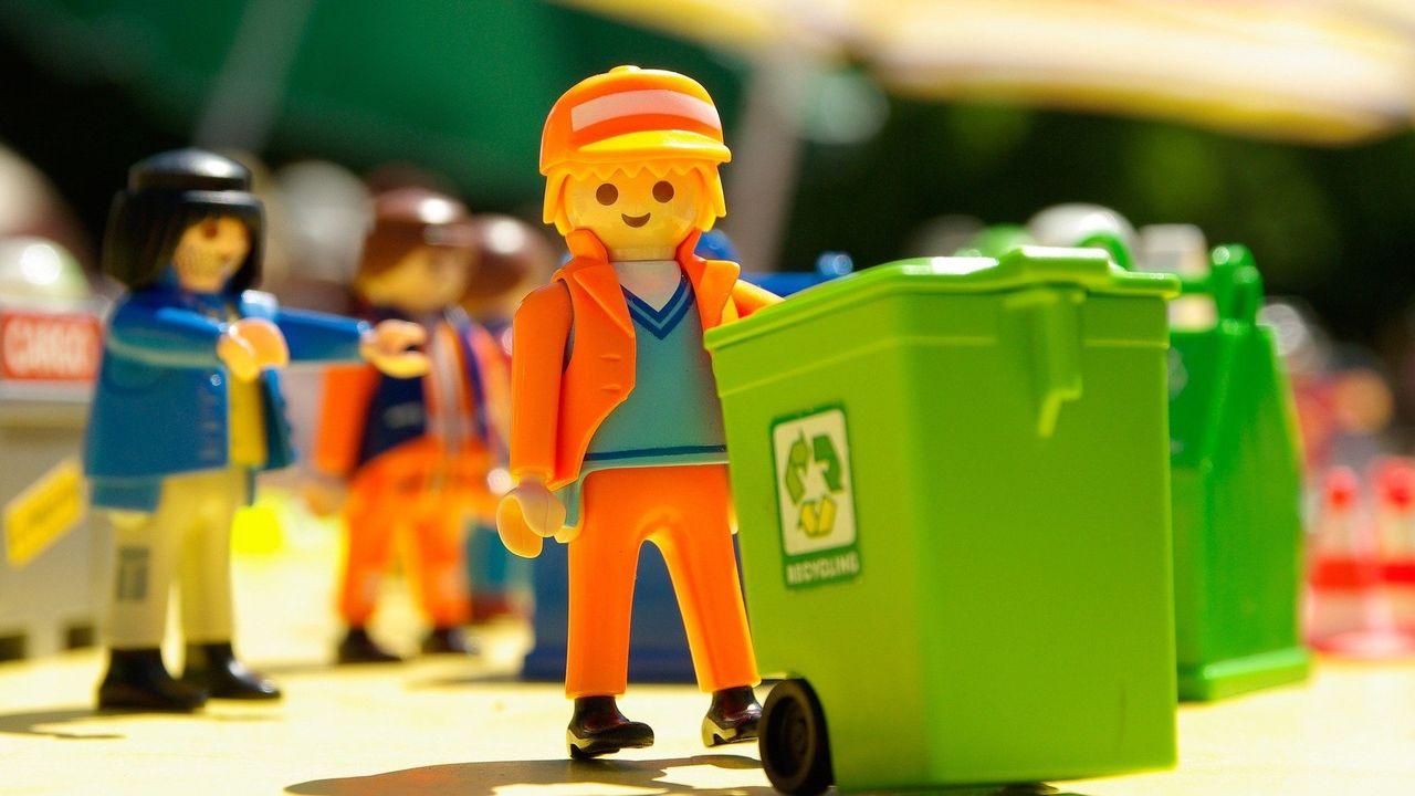 Koningsdaginzameling speelgoed voor Voedselbank